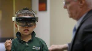 born digital MS HoloLens