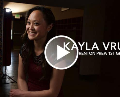 Kayla Vrudny's Story