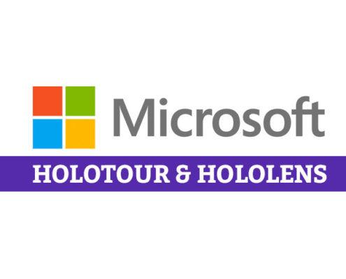 Microsoft HoloTour & HoloLens