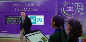 Microsoft's Hack The Classroom Live Event