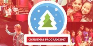 Christmas Program 2017 – Beyond The Classroom