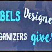 Geoffrey Schoninger Rebels Designers Organizers Givers