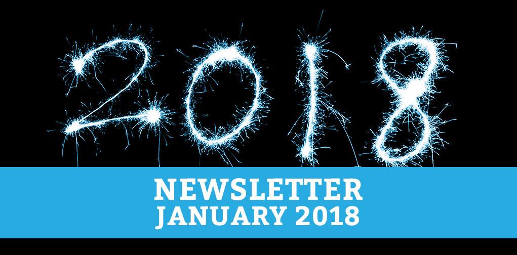 Newsletter January 2018