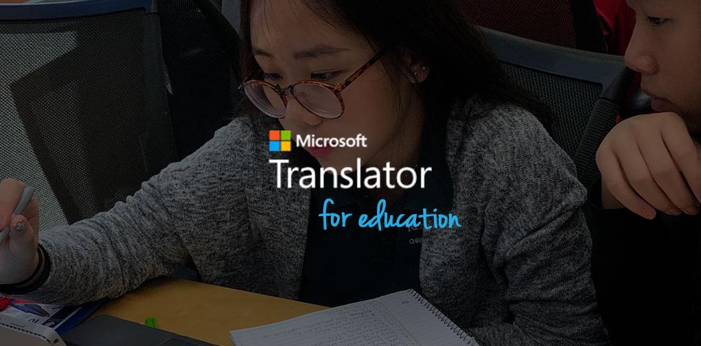Renton Prep Is Bridging the Gap with Microsoft Translator