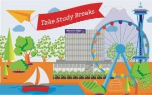 Renton Prep - take study breaks