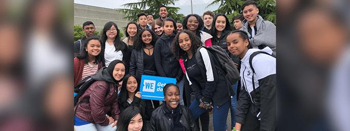 Renton Prep Reaches New Milestones as a WE School
