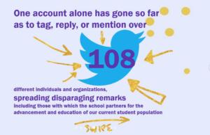 108 tweets