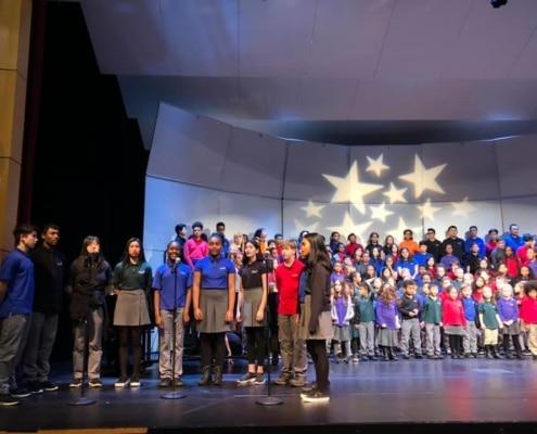 Renton Prep Christmas Concert Vision 2020